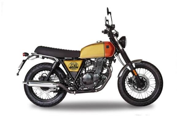 Brixton 250 cc 1