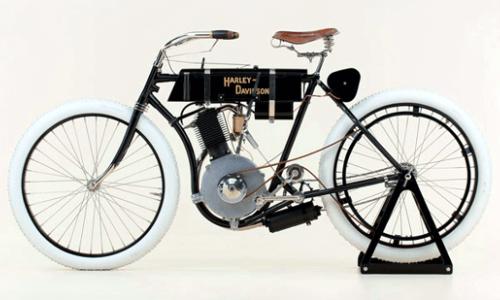 Historia de la motocicleta 1