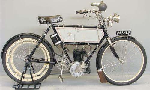 Motocycle werner
