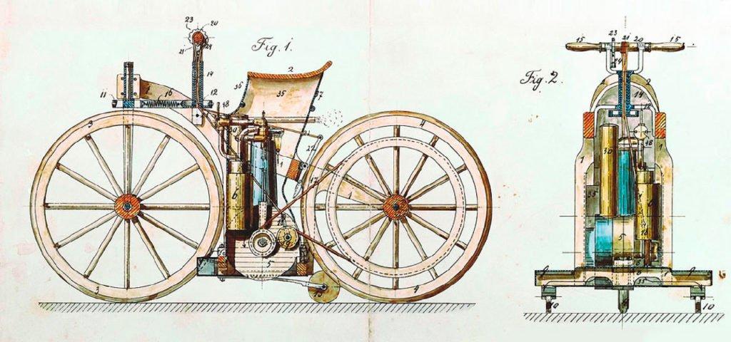 Bicicleta a vapor