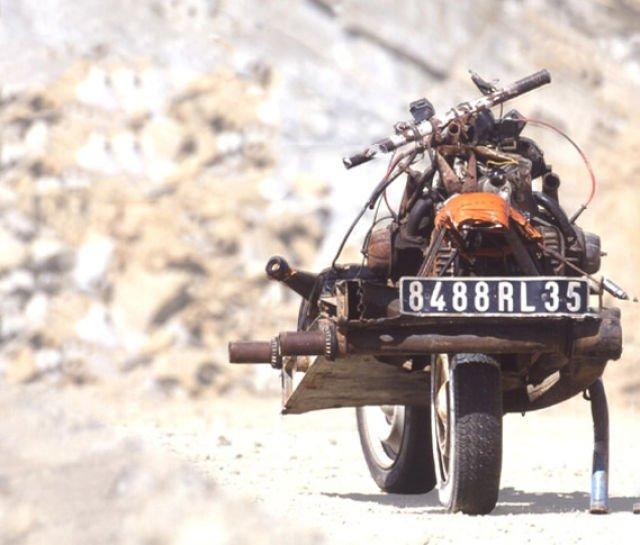 De coche a moto