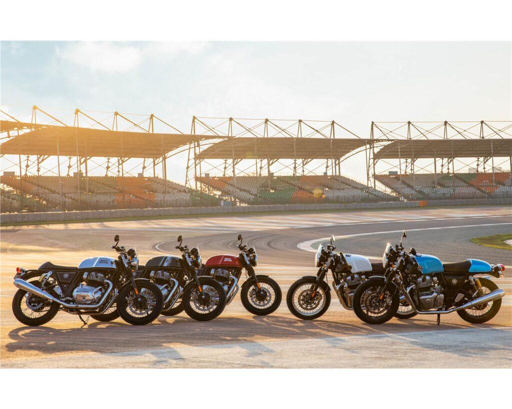 Royal Enfield 650cc 2